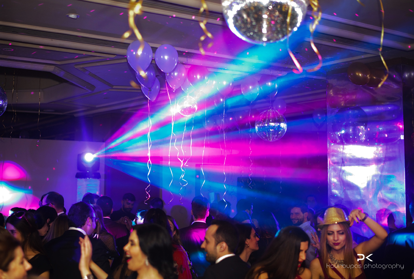 Party Production Events